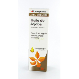 Arkopharma Huile de Jojoba pour Massages arkopharma Huiles végétales Bio Onaturel.fr