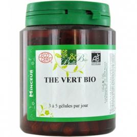 Belle et Bio Thé vert bio 200 gélules Belle et Bio Thé vert Bio Onaturel.fr