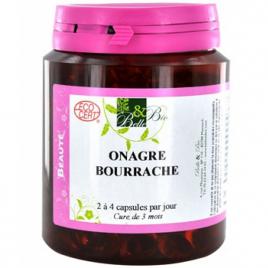 Belle et Bio Onagre Bourrache bio 200 capsules Belle et Bio Compléments Alimentaires Bio Onaturel.fr