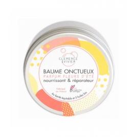 Clemence & Vivien Baume onctueux fleurs d'été 150ml Clemence & Vivien Soins des lèvres Bio Onaturel.fr
