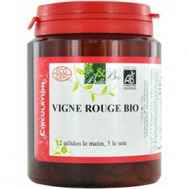 Belle et Bio Vigne Rouge bio 200 gélules Belle et Bio Circulation Onaturel.fr