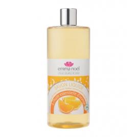 Emma Noël Savon liquide bio à l'huile essentielle d'orange 1 L Emma Noël Savons liquides Bio Onaturel.fr