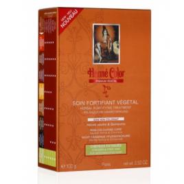 Henné Color Soin fortifiant végétal henné neutre et quinquina 100gr Henné Color Accueil Onaturel.fr