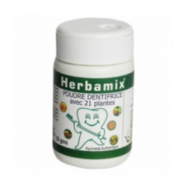 Kerala Nature Dentifrice en poudre Herbamix