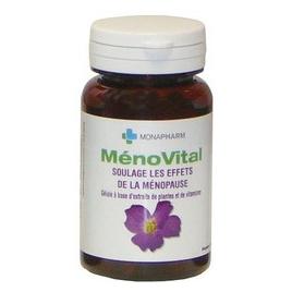 Monapharm - MénoVital Monapharm Accueil Onaturel.fr