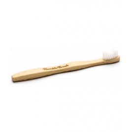 Humble Brush Brosse à dents enfants blanche Humble Brush Accueil Onaturel.fr