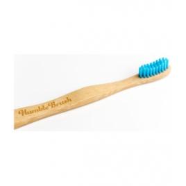 Humble Brush Brosse à dents enfants bleue Humble Brush Accueil Onaturel.fr