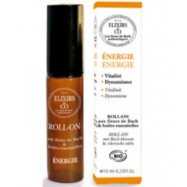 Elixirs And Co Roll'on ENERGIE 10ml Elixirs And Co Elixirs floraux - Dr Bach Onaturel.fr