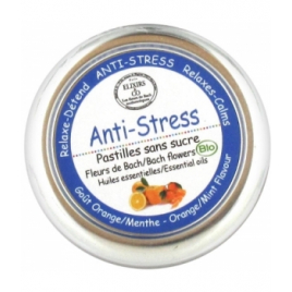 Elixirs And Co Pastilles Anti stress 45g Elixirs And Co Anti-stress/Sommeil Onaturel.fr