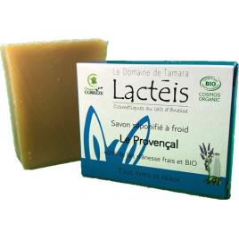 Le Domaine De Tamara Savon Le Provençal à 40% de lait d'ânesse Le Domaine De Tamara Accueil Onaturel.fr