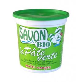 Savon Bio Pâte verte 800gr Savon Bio  Accueil Onaturel.fr