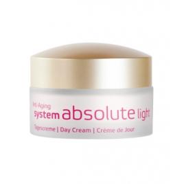 Anne Marie Borlind System Absolute Crème de jour Anti âge light 50ml Anne Marie Borlind Crèmes anti-âge Bio Onaturel.fr