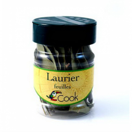 Cook Laurier feuilles 8g Cook Rhume- Gorge-Bronches- Nez Onaturel.fr