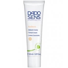 Dado Sens Crème couvrante claire PurDerm 30ml Dado Sens  Soins hydratants Visage bio Onaturel.fr