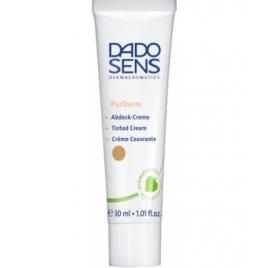 Dado Sens Crème couvrante foncée PurDerm 30ml Dado Sens  Teint bio Onaturel.fr