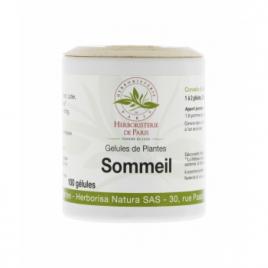 Herboristerie De Paris SOMMEIL ACTION 5 PLANTES 100 gélules Herboristerie De Paris Accueil Onaturel.fr