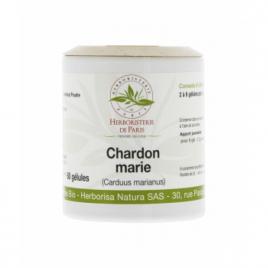 Herboristerie De Paris CHARDON MARIE FRUIT BIO 60 gélules