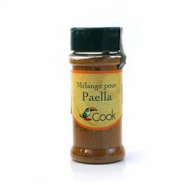 Cook Mélange paella 35g Cook Herbes Aromates bio Onaturel.fr