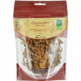 Cook Chanterelles 25g Cook Condiments Bio Onaturel.fr