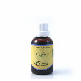 Cook Extrait de café 50ml Cook Epicerie Onaturel.fr