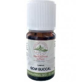 Herboristerie De Paris Complexe d'huiles essentielles GOM BUCCAL 10ML