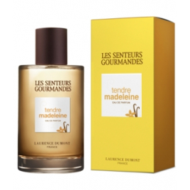 Les Senteurs Gourmandes Eau de Parfum Tendre Madeleine 100ml Les Senteurs Gourmandes Accueil Onaturel.fr