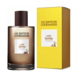 Les Senteurs Gourmandes Eau de Parfum Café Tonka 100ml Les Senteurs Gourmandes Accueil Onaturel.fr
