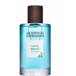 Les Senteurs Gourmandes Eau de Parfum Vanille Monoï 100ml