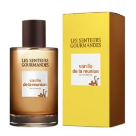 Les Senteurs Gourmandes Eau de Parfum Vanille de la Réunion 100ml Les Senteurs Gourmandes Accueil Onaturel.fr