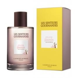 Les Senteurs Gourmandes Eau de Parfum Prune Jasmin 100ml Les Senteurs Gourmandes Accueil Onaturel.fr