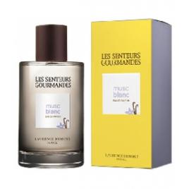 Les Senteurs Gourmandes Eau de Parfum Musc Blanc 100ml Les Senteurs Gourmandes Accueil Onaturel.fr