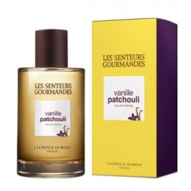 Les Senteurs Gourmandes Eau de Parfum Vanille Patchouli 100ml Les Senteurs Gourmandes Accueil Onaturel.fr