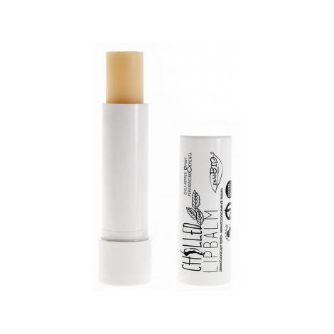 Purobio Cosmetics Baume à lèvres Chilled