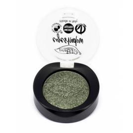 Purobio Cosmetics Fard à paupières shimmer 22 Vert Mousse 2.5g