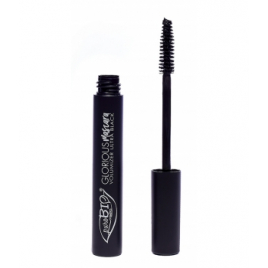 Purobio Cosmetics Mascara noir 01 Glorious volumateur 10g