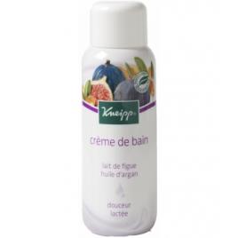 Kneipp Crème de Bain Figue/Argan (Douceur Lactée) 400ml Kneipp Accueil Onaturel.fr