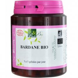 Belle et Bio Bardane bio 200 gélules Belle et Bio Compléments Alimentaires Bio Onaturel.fr