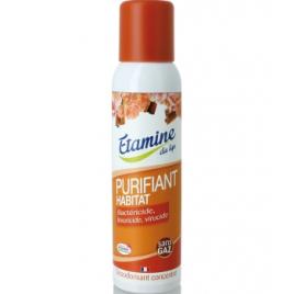 Etamine du Lys Désodorisant Purifiant Habitat 125ml Etamine du Lys Cuisine Bio et Salle de bain Onaturel.fr