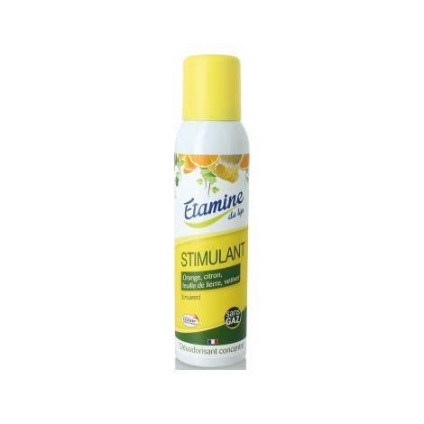 Etamine du Lys Désodorisant Stimulant 125ml Etamine du Lys WC-Désodorisants Bio Onaturel.fr
