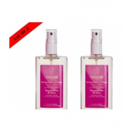 Weleda Duo Déodorant spray Rose de Damas 2X100ml