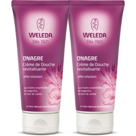 Weleda Duo Crème de Douche revitalisante à l'Onagre pour peaux matures 400ml
