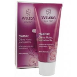 Weleda Crème mains revitalisante à l'onagre 50ml Weleda Accueil Onaturel.fr