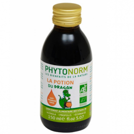Phytonorm Potion du dragon Tonus Vitalité 150ml Phytonorm Categorie temp Onaturel.fr