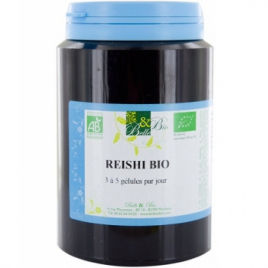 Belle et Bio Reishi bio 200 gélules Belle et Bio Compléments Alimentaires Bio Onaturel.fr