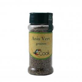Cook Anis vert 40g Cook Herbes Aromates bio Onaturel.fr