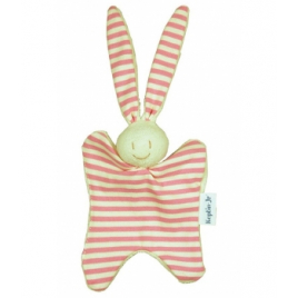 Keptin jr Doudou Lapin Rabby rose 18 cm Keptin jr Accueil Onaturel.fr