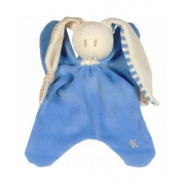 Keptin jr Doudou toddel Corflower (bleu) 21 cm Keptin jr Accueil Onaturel.fr