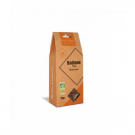Nat et Form - Tisane badiane Bio - 75 gr Nat et Form Infusions Bio Onaturel.fr