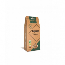 Nat et Form Tisane Oranger Bio - 80 gr Nat et Form Infusions Bio Onaturel.fr