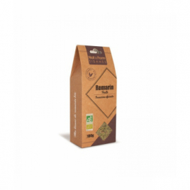 Nat et Form Tisane Romarin Bio - 100 gr Nat et Form Infusions Bio Onaturel.fr